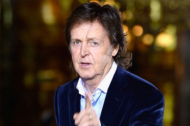 Festival reunirá Paul McCartney, Rolling Stones e outros artistas Background
