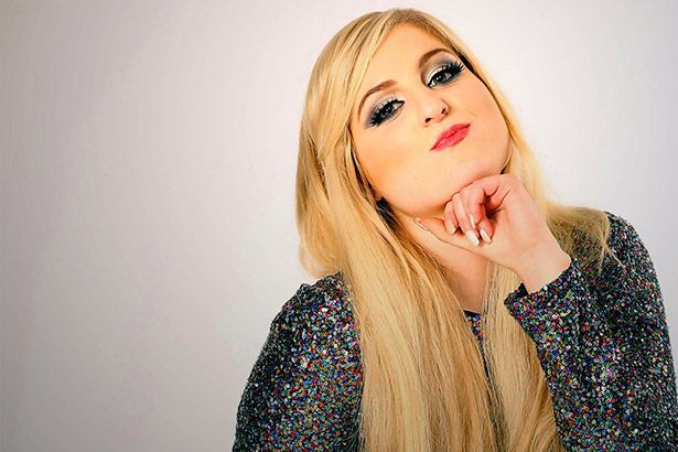 Meghan Trainor compôs música para novo disco de Rita Ora Background