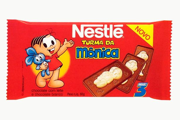 Placeholder - loading - O famoso chocolate da Turma da Mônica dos anos 90 pode voltar Background