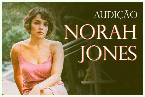Antena 1 e Universal Music promovem audição do novo álbum de Norah Jones Background