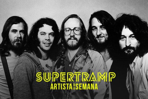 Placeholder - loading - Imagem da notícia Supertramp é o Artista da Semana
