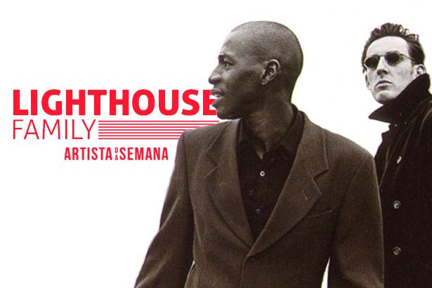 Lighthouse Family é o Artista da Semana Background