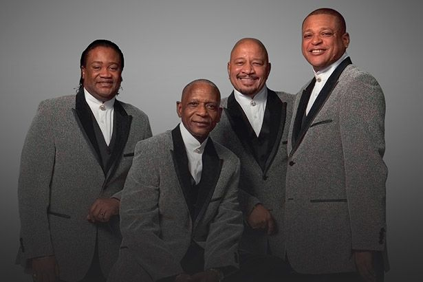 The Stylistics é o Artista da Semana Background