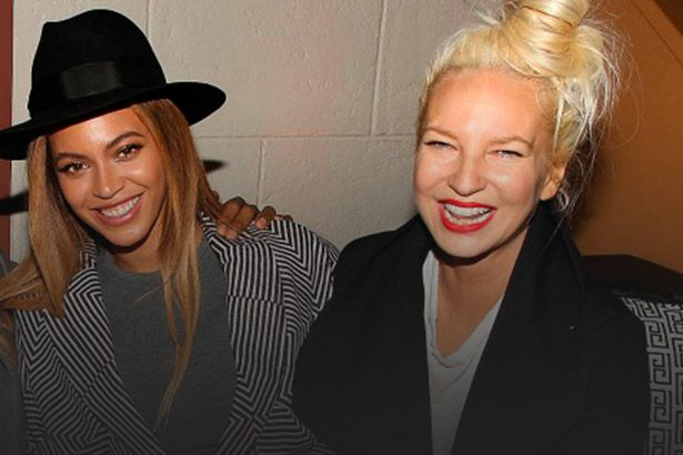 Placeholder - loading - Beyoncé e Sia em lista de músicas empoderadas Background