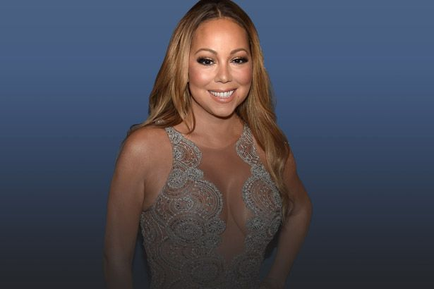Mariah Carey é a Artista da Semana Background