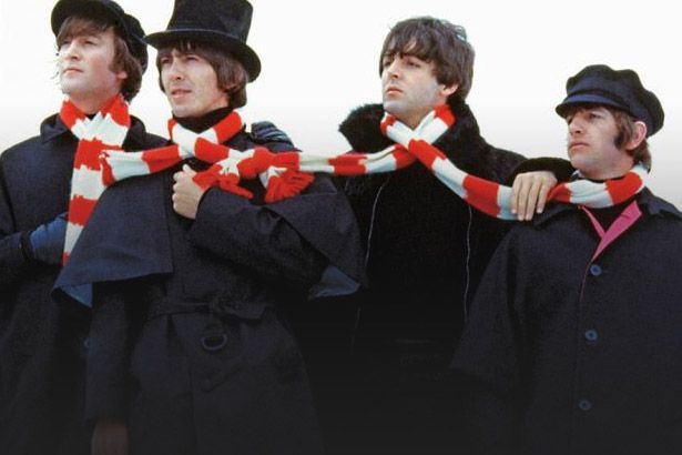 Placeholder - loading - The Beatles é o Artista da Semana Background