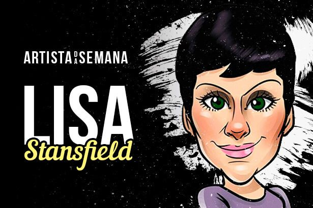 Lisa Stansfield é a Artista da Semana Background