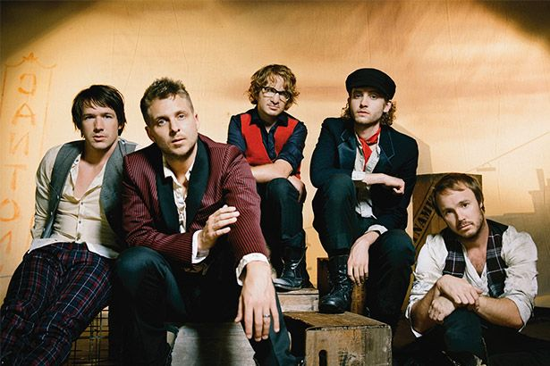 OneRepublic divulga retorno com contagem regressiva Background