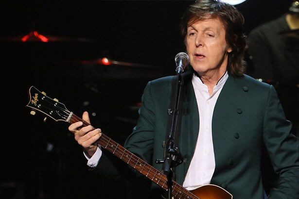 Paul McCartney fala sobre depressão pós Beatles Background