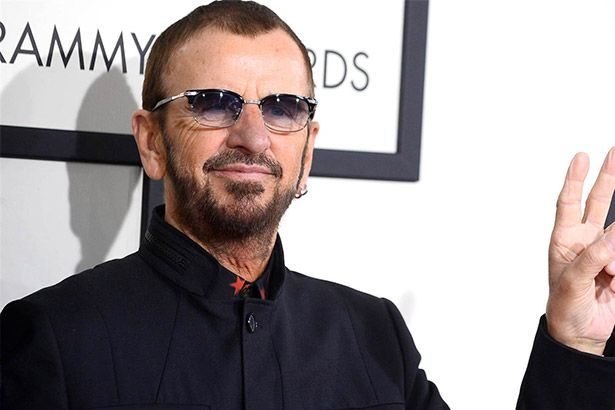 Ringo Starr também protesta contra lei anti-LGBT nos EUA Background