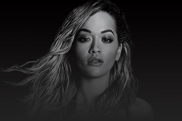 """Your Song"" é o novo single de Rita Ora Background"