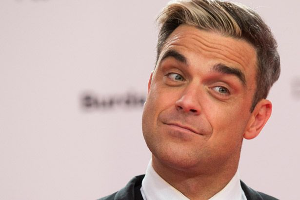 Brincadeira de Robbie Williams desagrada político russo