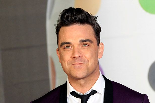 Robbie Williams está trabalhando em novo disco Background