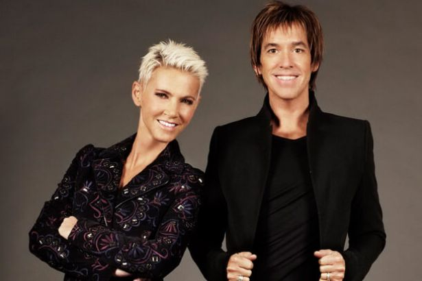 Roxette lança novo disco Background