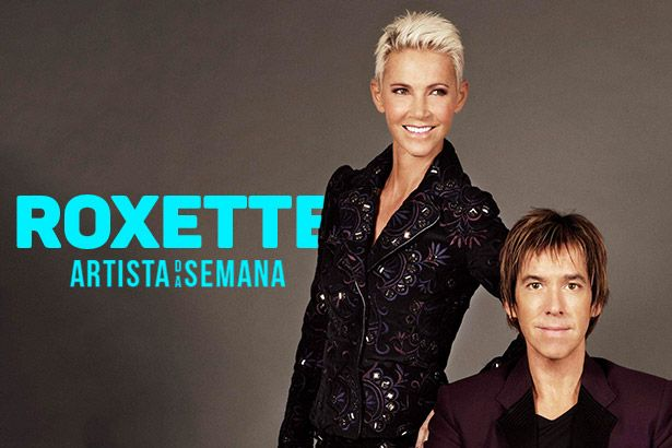 Roxette é o Artista da Semana Background