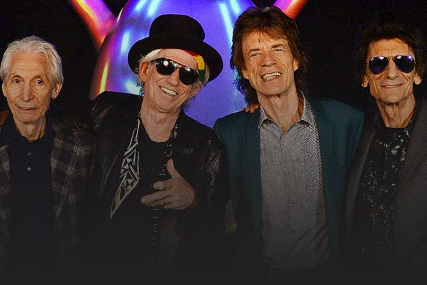 Rolling Stones anunciam nova turnê Background