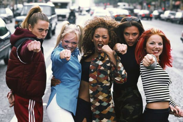 Spice Girls adiam reencontro para 2017 Background
