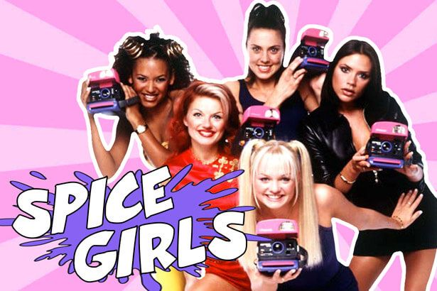 Confira curiosidades sobre as Spice Girls Background