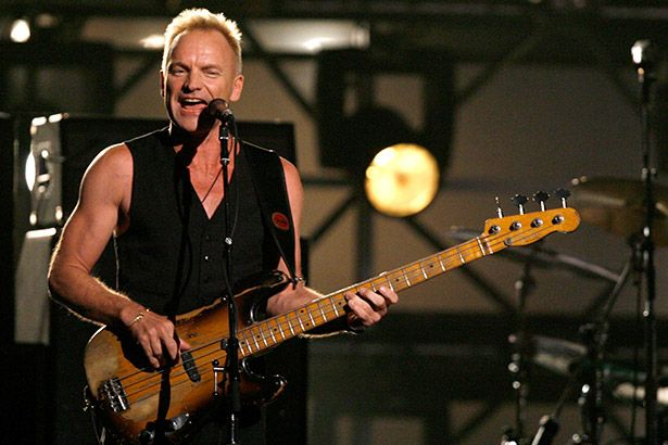 Sting lança novo single, intitulado I Can't Stop Thinking About You Background