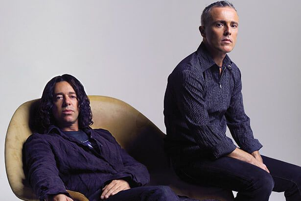 Tears For Fears fará apresentação no Rock in Rio Background