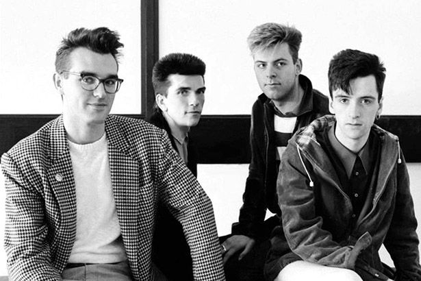 Filme contará a história do grupo The Smiths Background