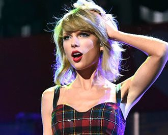 "Crescem as vendas do álbum ""1989"", de Taylor Swift Background"