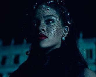 Dior libera making of de comercial protagonizado por Rihanna. Confira! Background