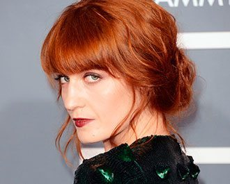 Florence Welch confessa não se importar com single número 1 Background