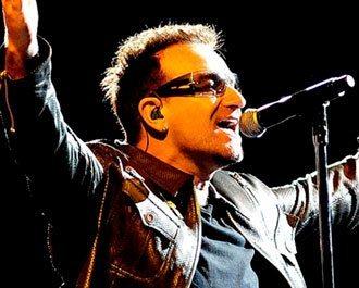 Confira um trecho do show surpresa do U2 em Los Angeles Background