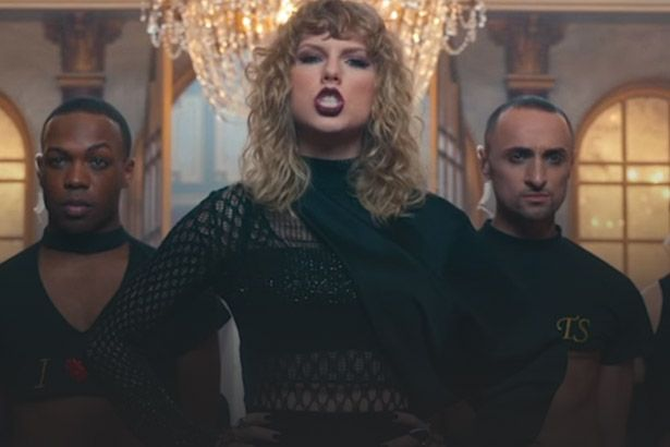 Clipe de Taylor Swift é o mais visualizado em 24 horas Background