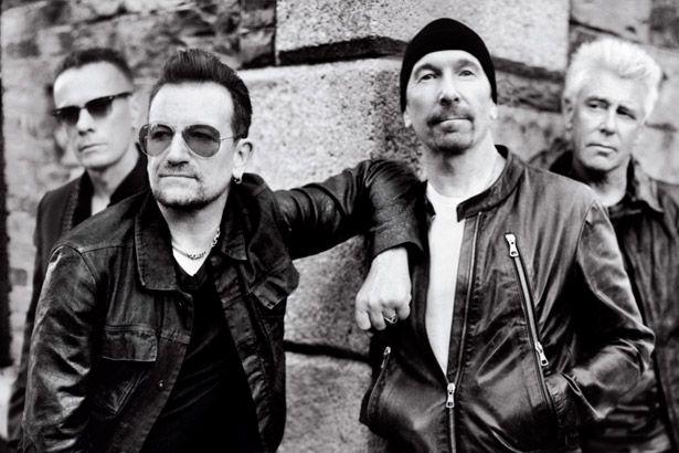 U2 é processado por suposto plágio Background