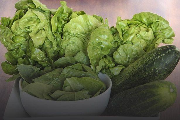 Placeholder - loading - Imagem da notícia Verduras mantém o cérebro jovem