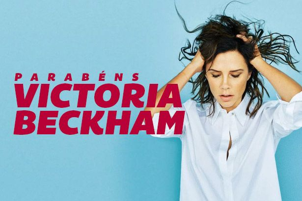Confira fatos sobre Victoria Beckham Background