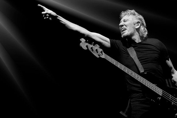 Roger Waters pretende fazer show The Wall na fronteira entre EUA e México Background