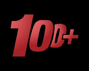 As 100 Mais