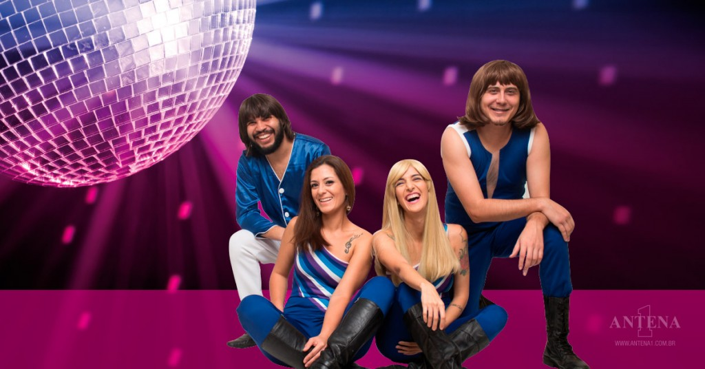 Placeholder - loading - Promoção - ABBA The Music  - Tributo