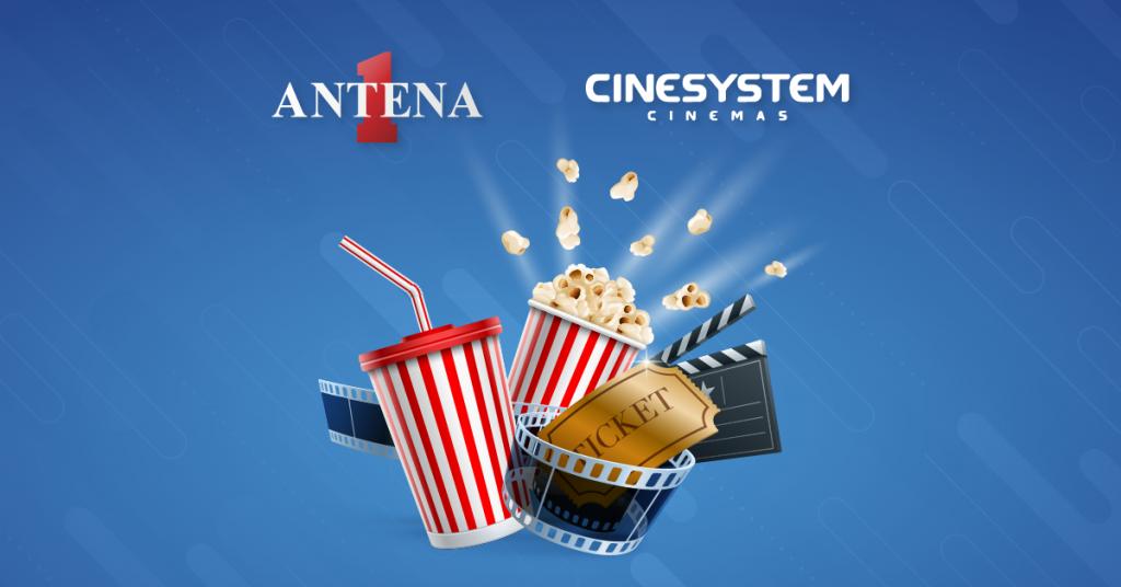 Placeholder - loading - Promoção - Antena 1 leva você para o Cinesystem