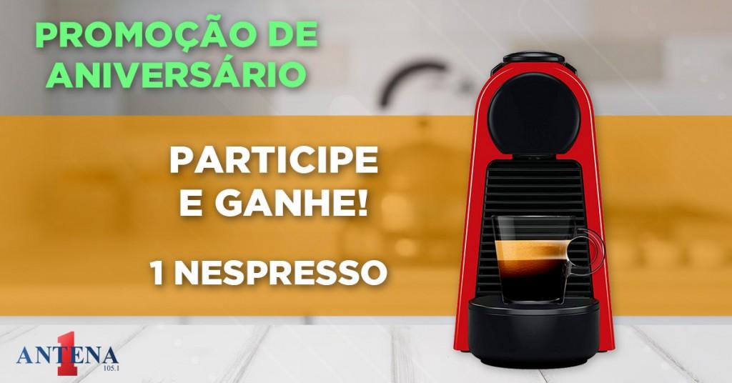 Placeholder - loading - Promoção - No aniversário da Antena 1 Belo Horizonte quem ganha o presente é VOCÊ!!