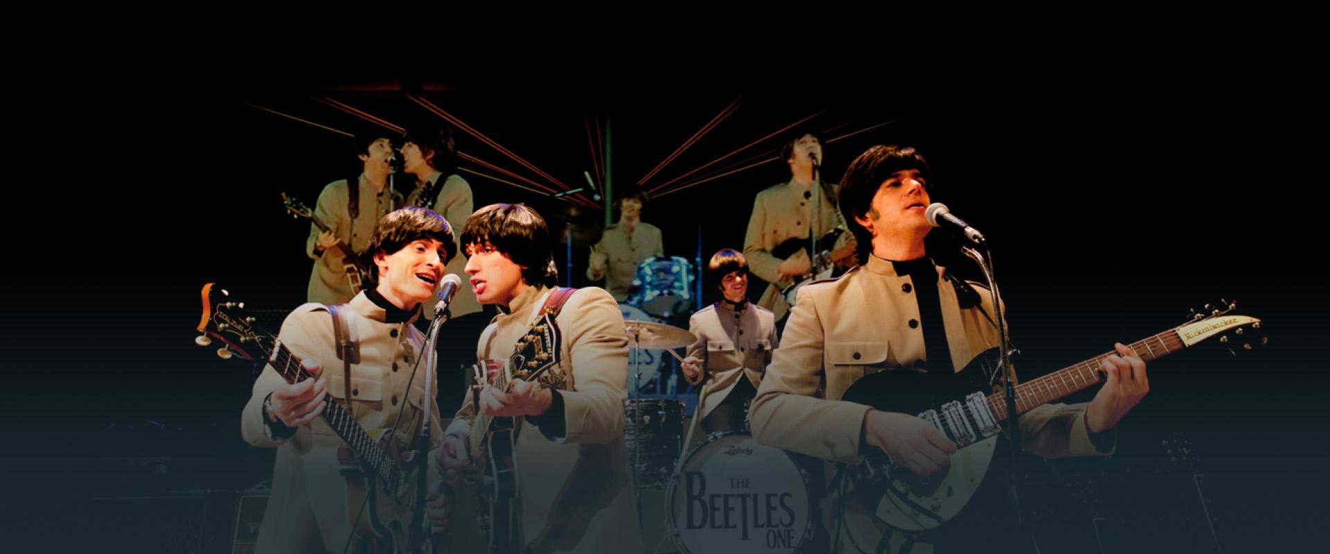Banner da promoção Tributo - THE BEATLES