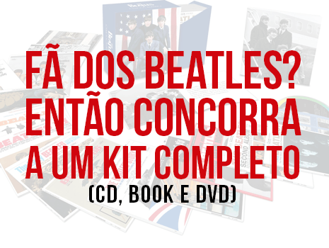 Placeholder - loading - Promoção - Antena 1 e Billbox - Kit The Beatles