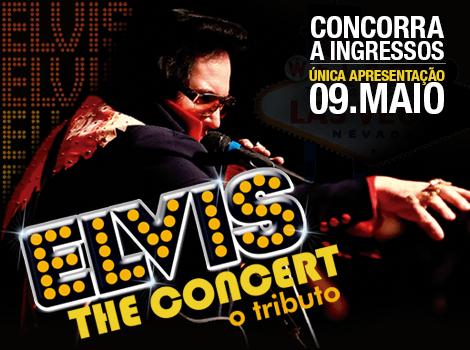 Placeholder - loading - Promoção - Promoção - Elvis The Concert - O Tributo