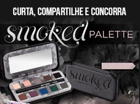 Placeholder - loading - Promoção - Compartilhe e Concorra - Smoked Palette