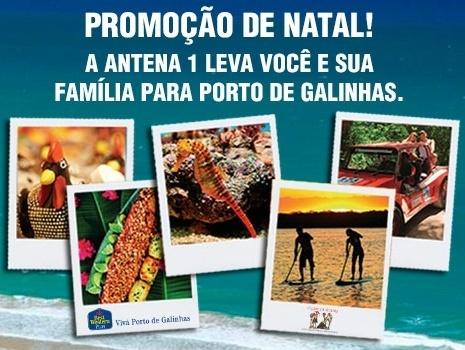 Placeholder - loading - Promoção - Férias em  Porto de Galinhas com a Antena 1!