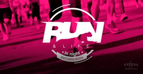 Run & Life 2018 - Outubro Rosa