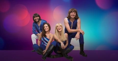 ABBA THE MUSIC - BAILE DA ERA DISCO