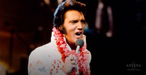 """Banner da promoção Show """"Elvis, O Tributo"""""""