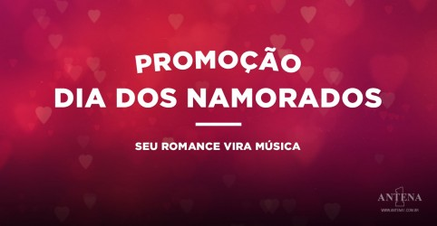 Na Antena 1, seu romance vira música