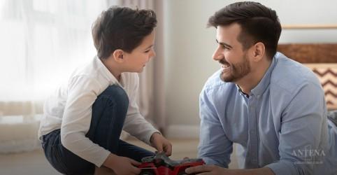 Promoção Dia dos Pais Antena 1
