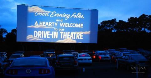 Você no Drive Park - Cine & Fun com a Antena 1