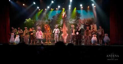 """Confira com a Antena 1 """"MADAGASCAR – UMA AVENTURA MUSICAL """""""